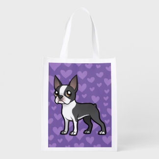 Make Your Own Cartoon Pet Grocery Bags