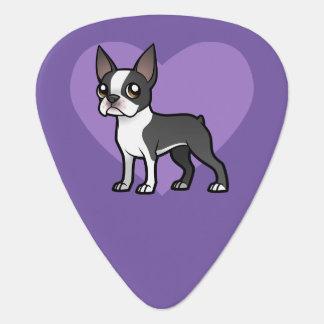 Make Your Own Cartoon Pet Guitar Pick