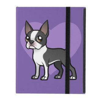 Make Your Own Cartoon Pet iPad Folio Cases