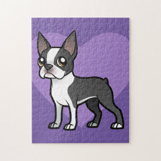 Make Your Own Cartoon Pet Jigsaw Puzzle