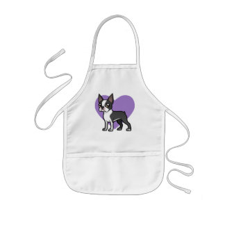 Make Your Own Cartoon Pet Kids' Apron