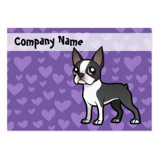 Make Your Own Cartoon Pet Large Business Card