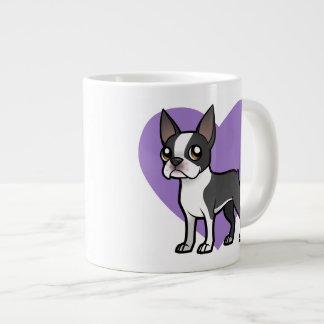 Make Your Own Cartoon Pet Large Coffee Mug