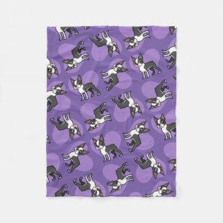 Make Your Own Cartoon Pet Fleece Blanket