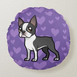 Make Your Own Cartoon Pet Round Pillow
