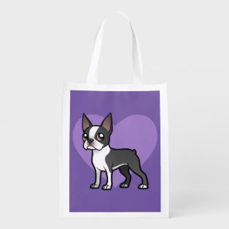 Make Your Own Cartoon Pet Market Tote