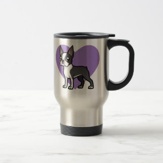 Make Your Own Cartoon Pet 15 Oz Stainless Steel Travel Mug