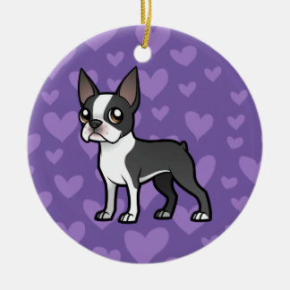 Make Your Own Cartoon Pet Christmas Tree Ornaments