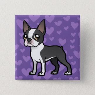 Make Your Own Cartoon Pet Pinback Button