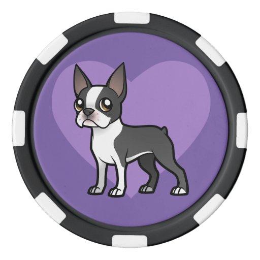Make Your Own Cartoon Pet Poker Chips Set Zazzle