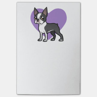 Make Your Own Cartoon Pet Post-it® Notes