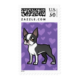 Make Your Own Cartoon Pet Postage