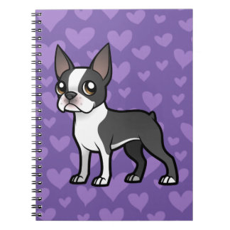 Make Your Own Cartoon Pet Spiral Notebook