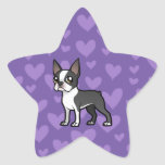 Make Your Own Cartoon Pet Star Sticker