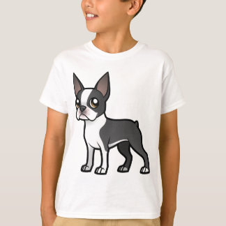 Make Your Own Cartoon Pet T-Shirt