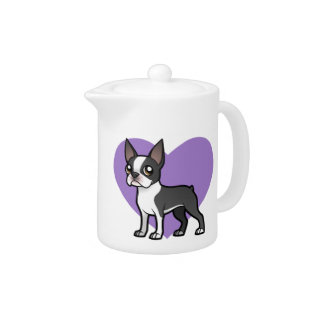 Make Your Own Cartoon Pet Teapot at Zazzle