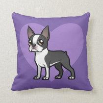Make Your Own Cartoon Pet Throw Pillow