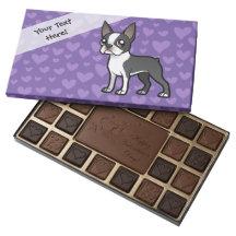 Make Your Own Cartoon Pet 45 Piece Box Of Chocolates