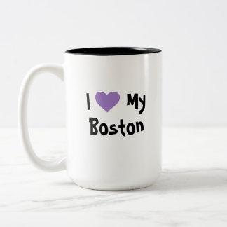 Make Your Own Cartoon Pet Two-Tone Coffee Mug