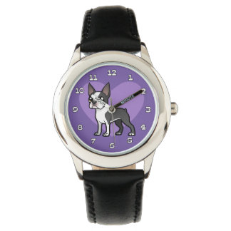 Make Your Own Cartoon Pet Wrist Watch