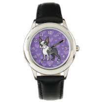 Make Your Own Cartoon Pet Wristwatch