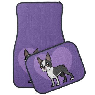 Make Your Own Cartoon Pet Car Mat