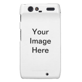 Make Your Own Cell Phone Covers Droid RAZR Cover