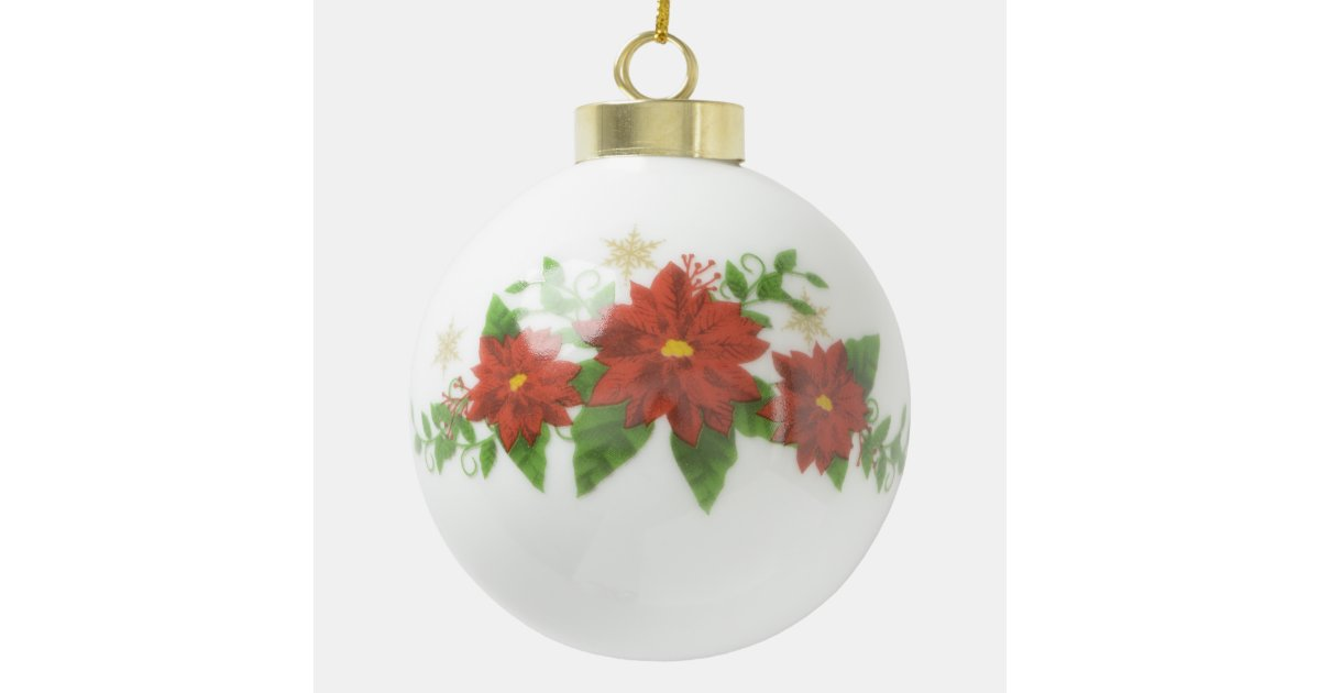 Make Your Own Ceramic Ball Christmas Ornaments Zazzle