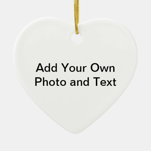 Make your own christmas ornament zazzle How to make your own ornament