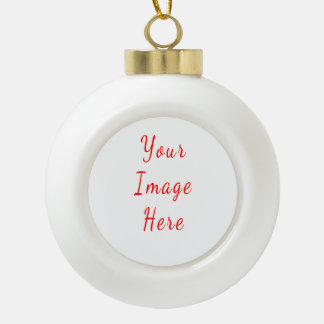 Make Your Own Christmas Ornament
