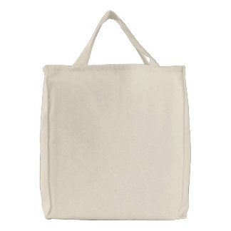 Make Your Own Custom Basic Embroided Tote Bags