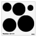 Make Your Own Custom Circles Shapes Wall Decals Room Sticker