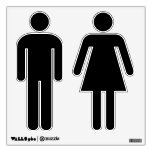 Make Your Own Custom Gender Icon Shapes Wall Decal Wall Decal