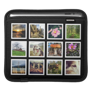 Make Your Own Custom Instagram Photo Collage Sleeve For iPads