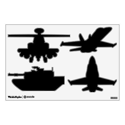 Make Your Own Custom Military Vehicles Wall Decals Room Decals ...