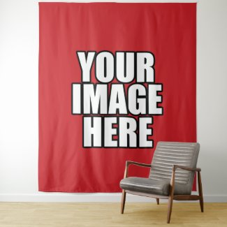 Make Your Own Custom Personalized One of A Kind Tapestry