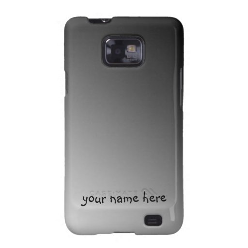 Make Your Own Custom Phone Galaxy SII Cover