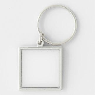 Make Your Own Custom Premium Square Key Chain