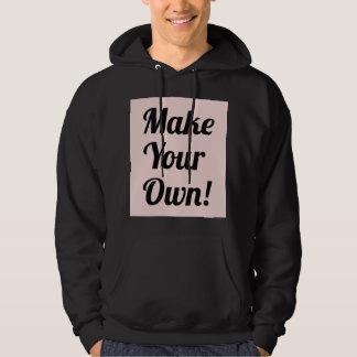 Make Your Own Custom Printed Hoodie
