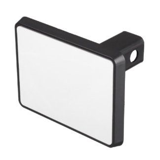 Make Your Own Custom Small Trailer Hitch Cover