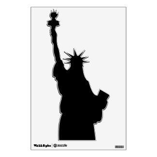 Make Your Own Custom Statue Of LibertyWall Decal