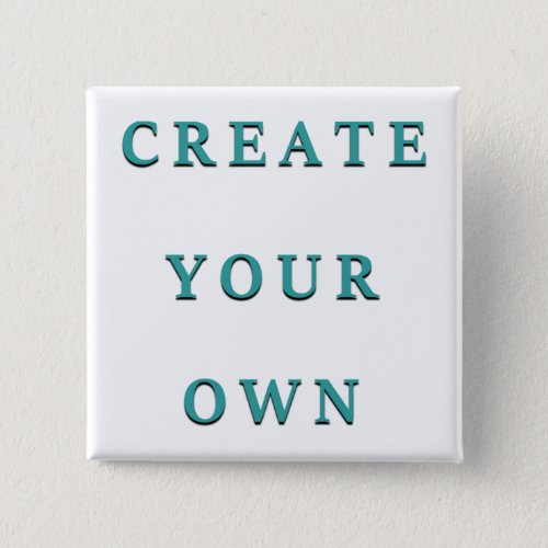 Make Your Own Custom Unique Button