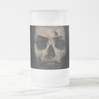 Make your own dark side OF the Force… Frosted Glass Beer Mug