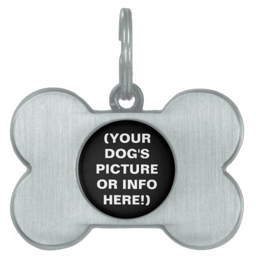 how to make homemade pet tags
