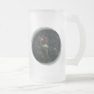Make Your Own Drinks Glass or Beer Glass Frosted Glass Beer Mug