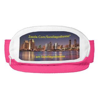 Make your own Fanny Pack visor