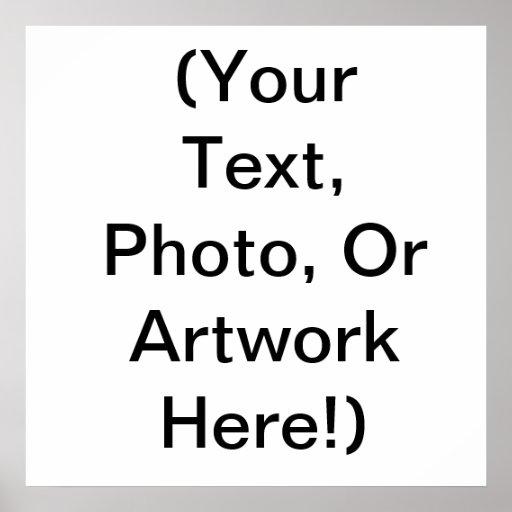 Make Your Own HUGE Poster or Banner