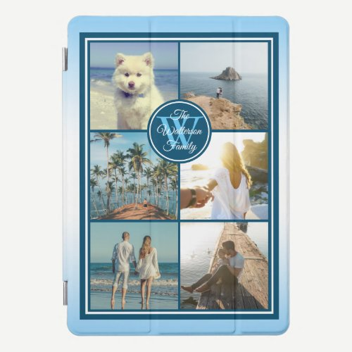 Make Your Own Instagram Grid Summer Photo Collage iPad Pro Cover