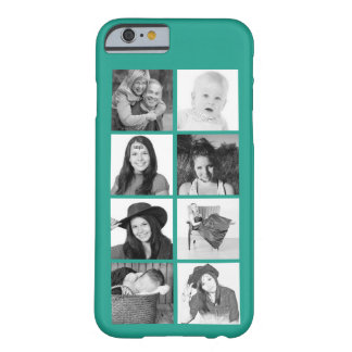 Make Your Own Instagram Photo Collage Any Color Barely There iPhone 6 Case