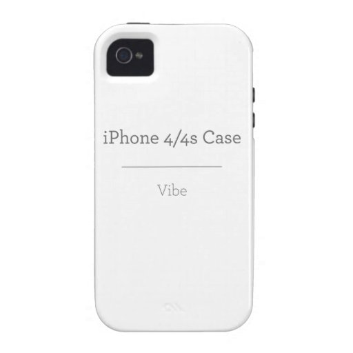 Make Your Own iPhone 4/4S Case